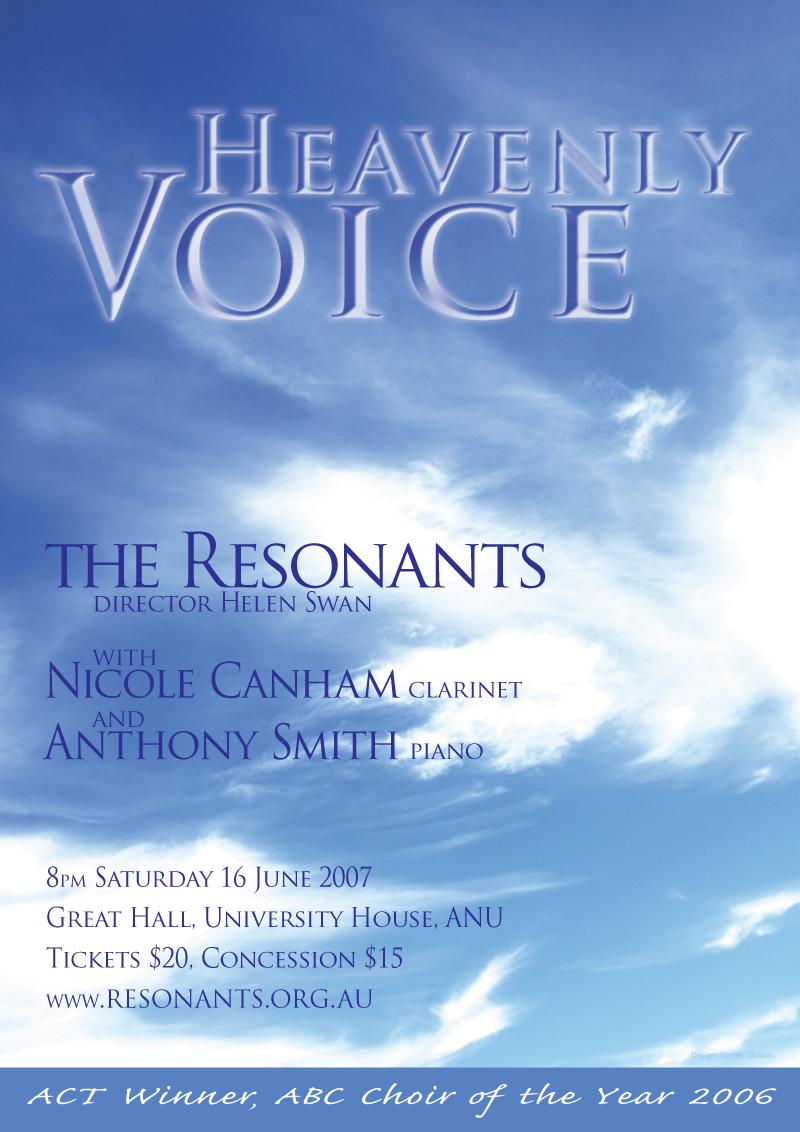 Heavenly voice